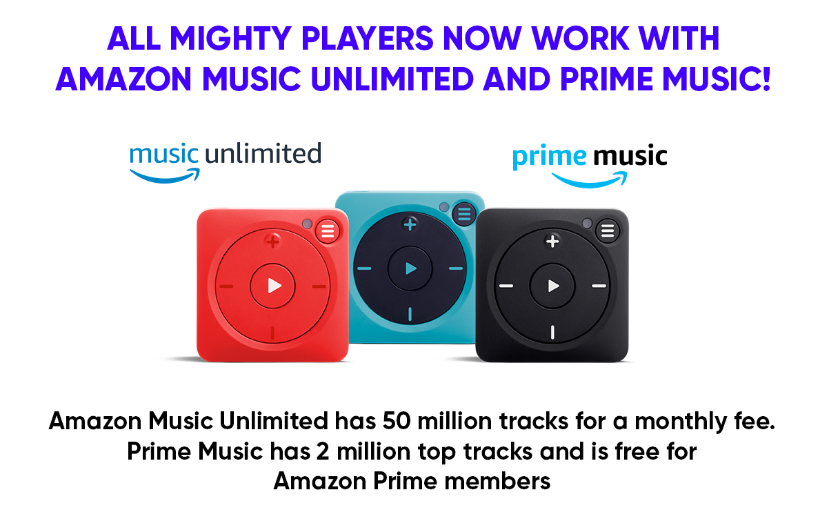 mighty amazon music